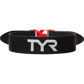 TYR Training Pull Strap Black/Red